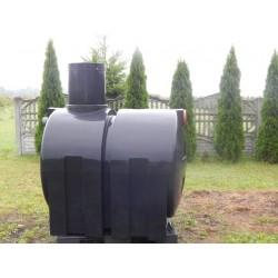 Osadnik gnilny 2000 l z filtrem