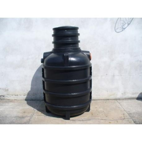 Przydomowa oczyszczalnia ścieków z drenażem rozsączającym  1,2m³ (1200l) dla 1-2 osób